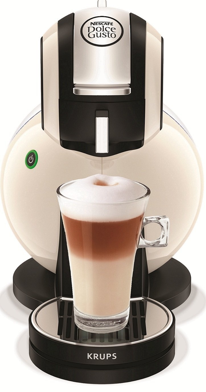 cafetiere dolce gusto ivoire