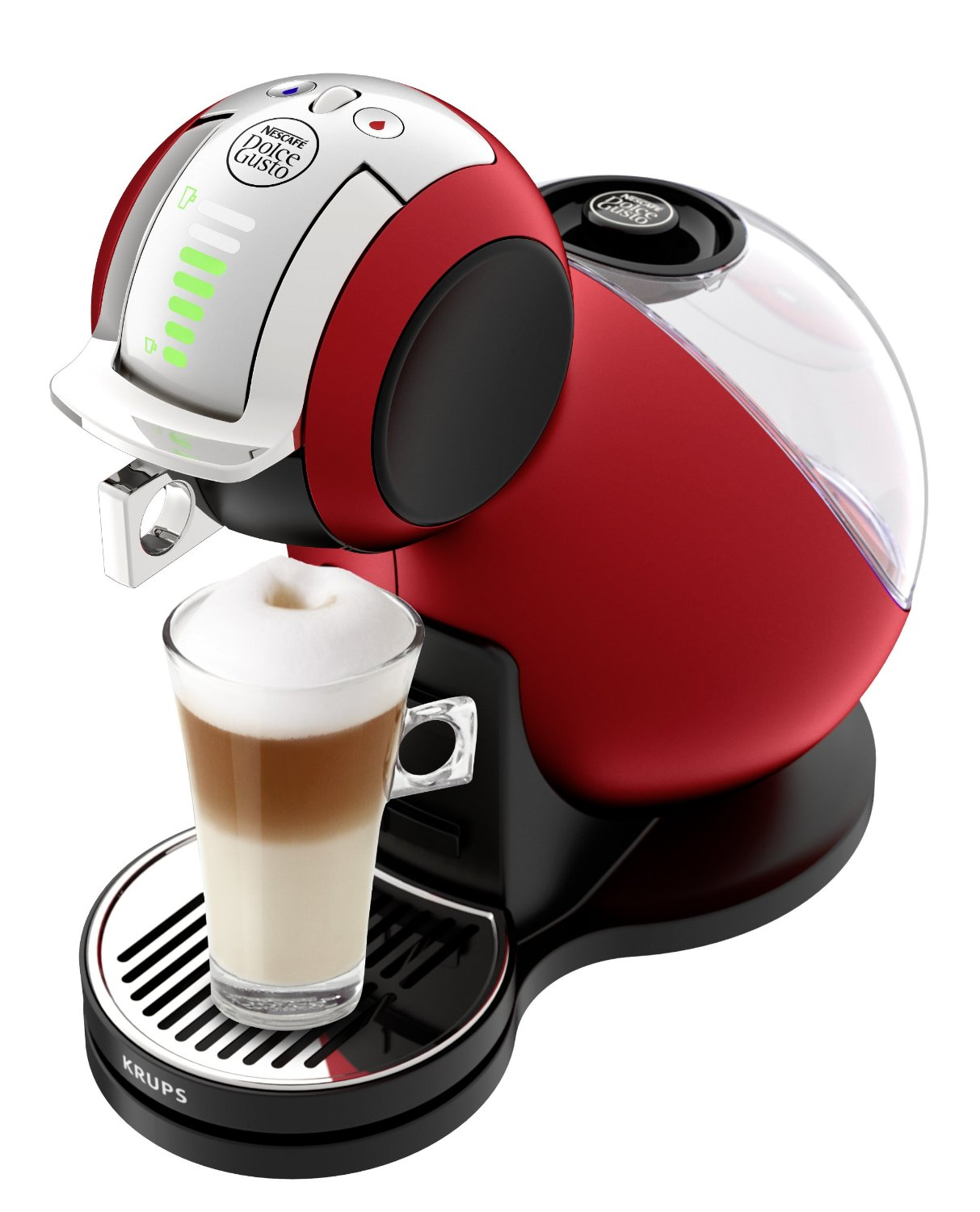 cafetiere dolce gusto rouge