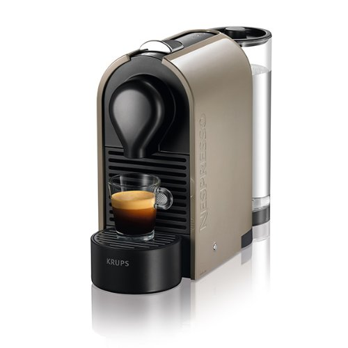 cafetiere nespresso grise